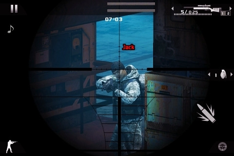 [JEU] MODERN COMBAT 2 - BLACK PEGASUS HD : La suite du célèbre FPS de Gameloft [Payant] Modern12