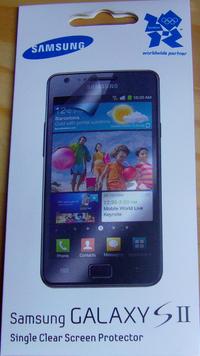 [ORDICA-STORE] Test de la Protection d'écran pour Galaxy S2 Officiel Samsung Photo010