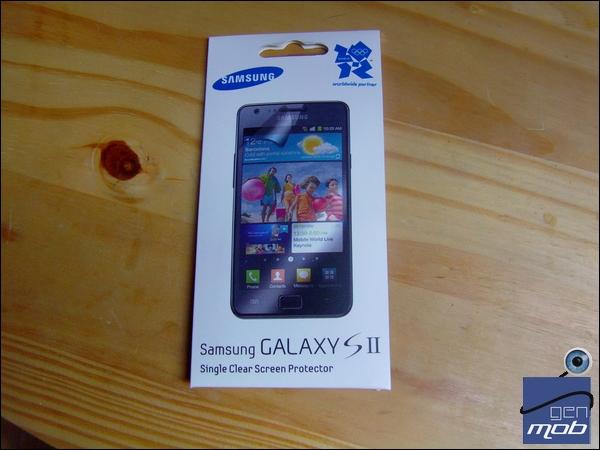 [ORDICA-STORE] Test de la Protection d'écran pour Galaxy S2 Officiel Samsung Photo110