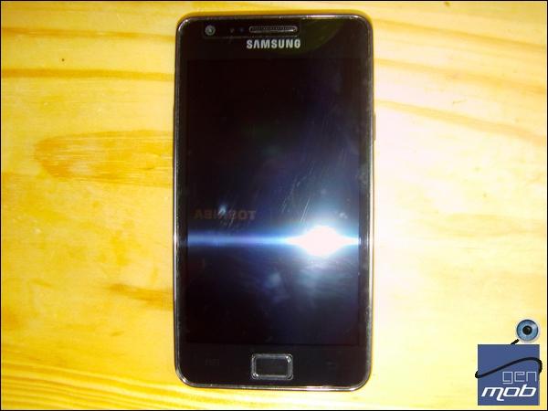 [ORDICA-STORE] Test de la Protection d'écran pour Galaxy S2 Officiel Samsung Photo410