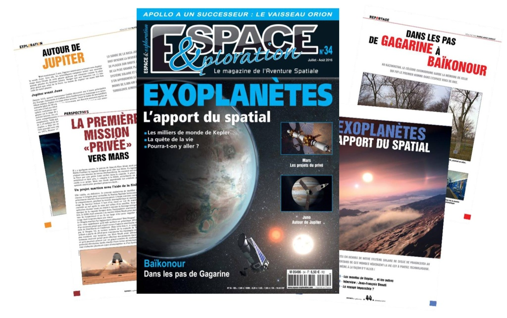 Espace & Exploration n°34 13559110