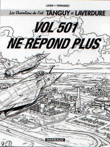 """Tanguy & Laverdure : """"Le vol 501"""" Chev0010"""