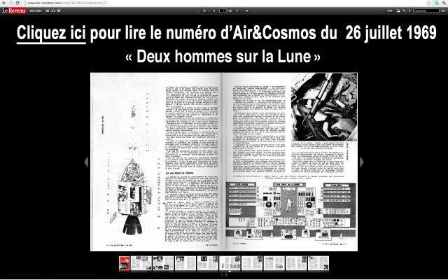 Air & cosmos du 26 juillet 1969 Deux-h10