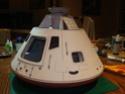 [maquette papier] Apollo command module - 1:12  Couche17