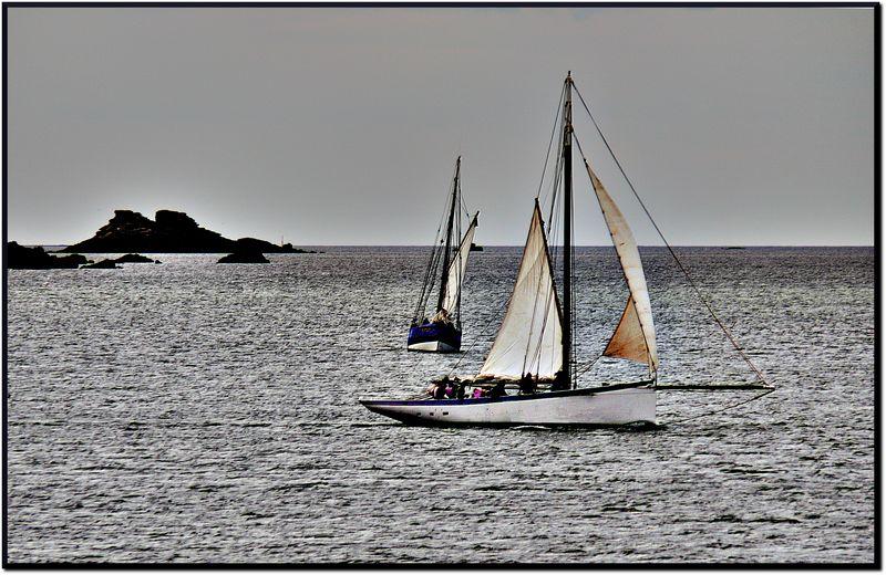 poursuite en mer Voilie10