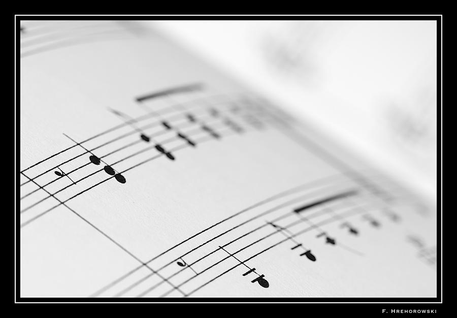 Quelques notes de musique Notes10
