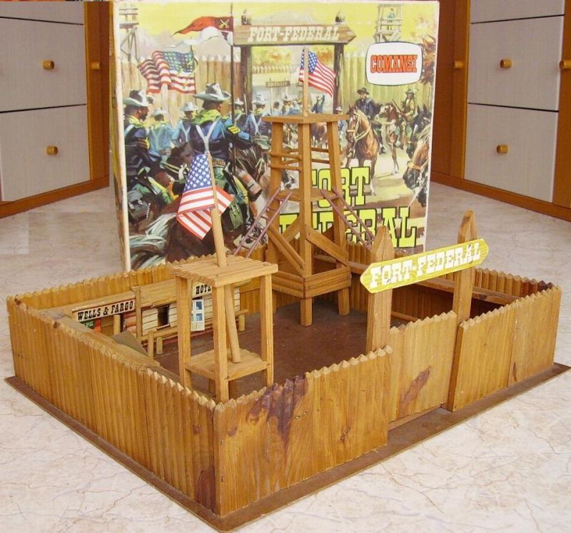 Aquellos entrañables juguetes de nuestra infancia Fuerte10