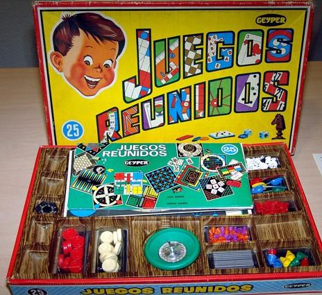 Aquellos entrañables juguetes de nuestra infancia Juegos10