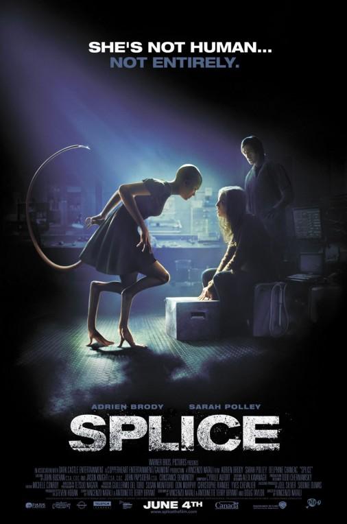 DVD   video Splice10