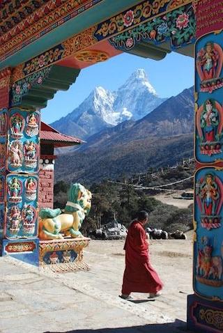 La montagne, symbole sacré Himala12
