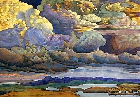 « Parfois les nuages reposent les gens d'admirer la lune » - Page 3 Nicola10