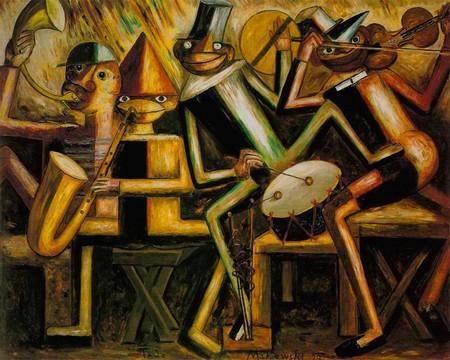 La musique dans la peinture - Page 6 Tadeus10