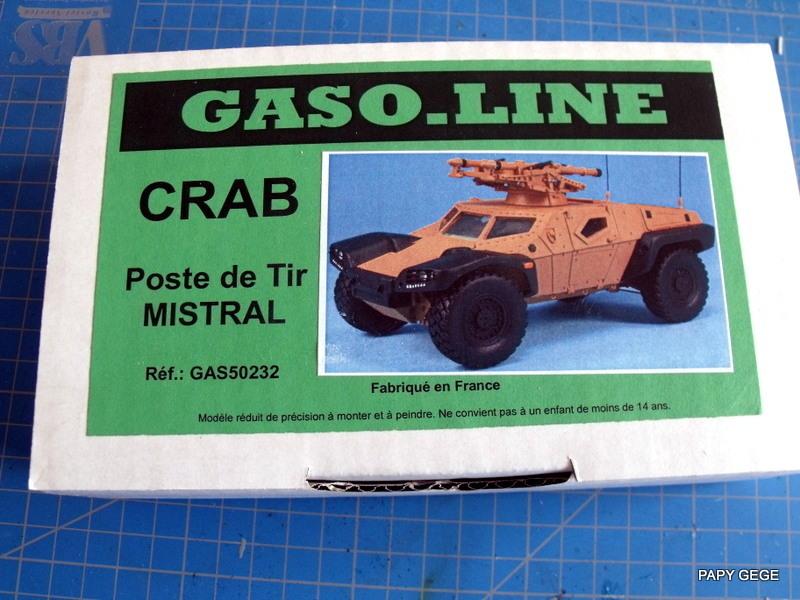 C.R.A.B Panhard de chez Gaso au 1/48 01-01-10