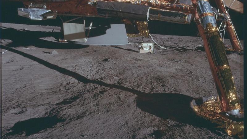 Ces incroyables photos de la NASA prises sur la Lune Presse18