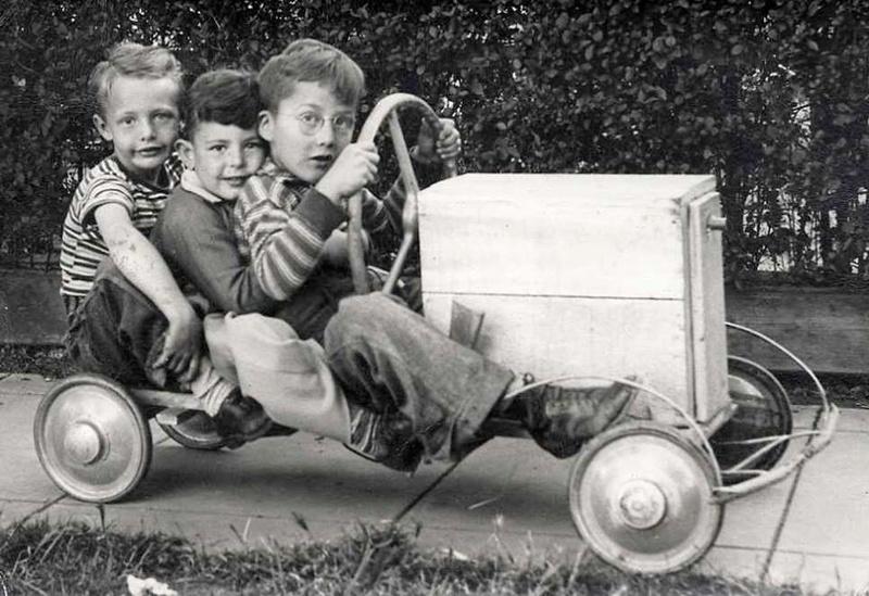 Championnats de jouets sportifs 1932 - (voitures à pédales) 13895110