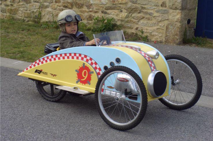 Championnats de jouets sportifs 1932 - (voitures à pédales) Voitur11