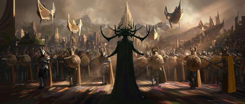 Thor Ragnarok (Marvel ) - Page 2 13680310