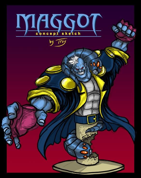 Maggott 32438c10