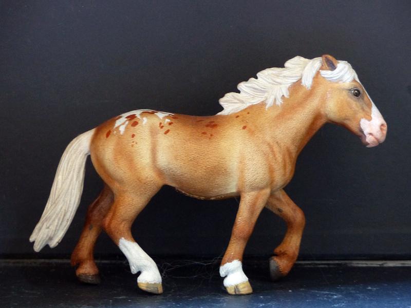 Schleichs en Vrac! (et autres chevaux à l'échelle) P1300516