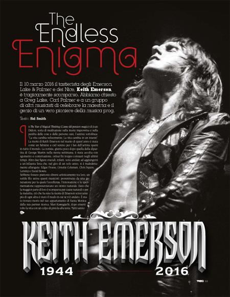 Esce in edicola: PROG ITALIA Magazine. Prog7_12