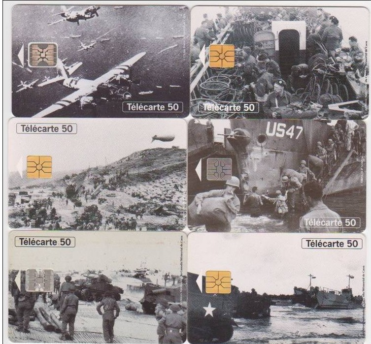6 juin 1944, Bataille de Normandie, Libération. 441_0011