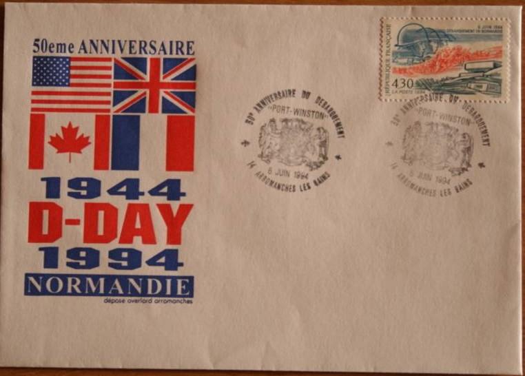 6 juin 1944, Bataille de Normandie, Libération. 747_0010