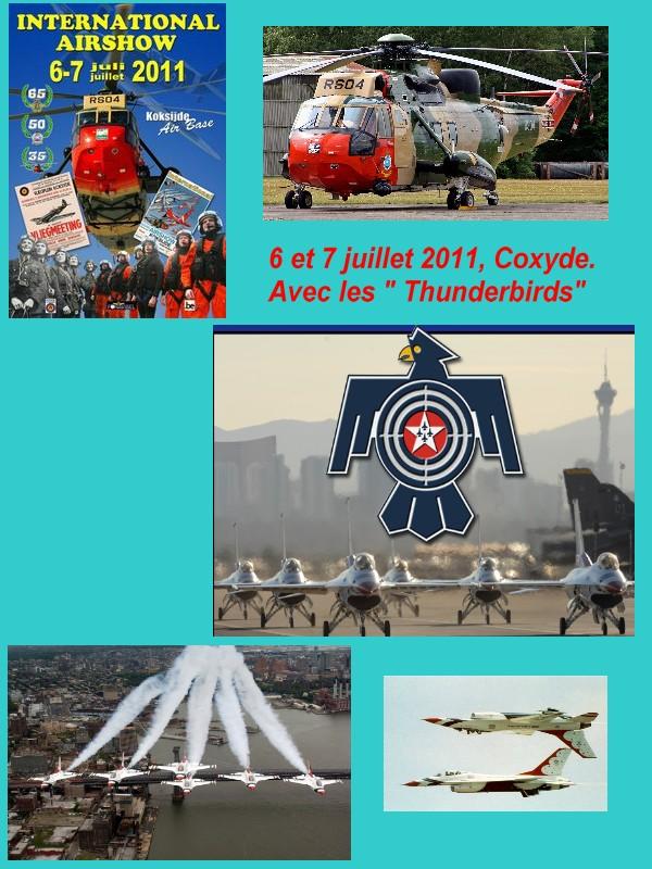 Air Show, 6 et 7 juillet, Coxyde, Belgique. Sans_t13
