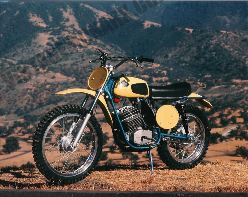 Honda TT 19742010