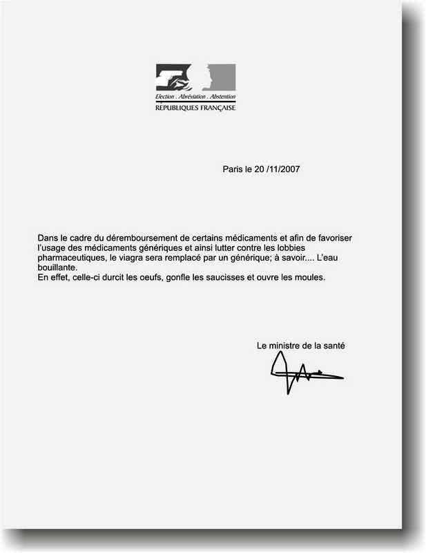 CIRCULAIRE DE LA CPAM Att1111