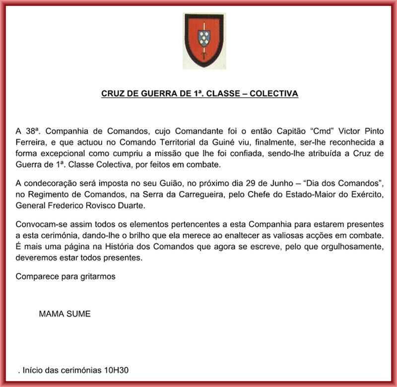 """Cerimónias comemorativas do """"Dia dos Comandos"""", no dia 29 de Junho de 2016 - Serra da Carregueira. 38ccmd10"""
