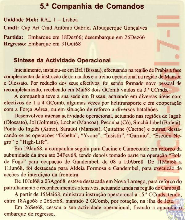 Faleceu o veterano 'Comando' Hernâni Carlos Martins Ribeiro, da 5ªCCmds/CTIG - 21Jul2016 5ccmds12