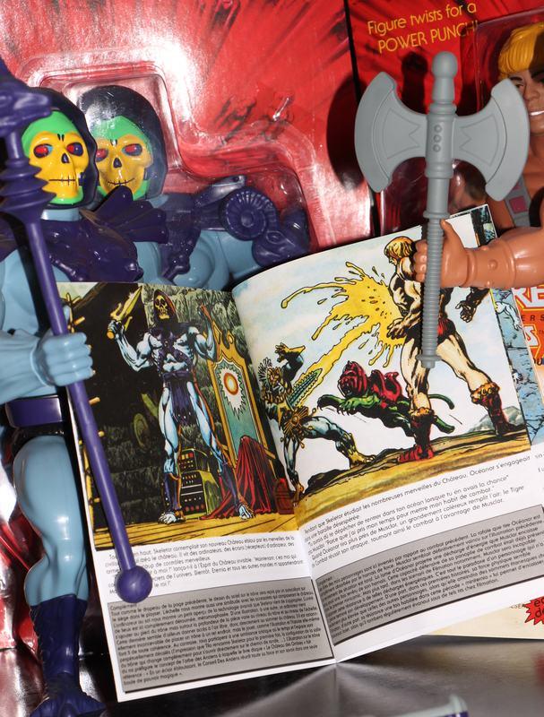 Les Minicomics FR rééditions Minico12