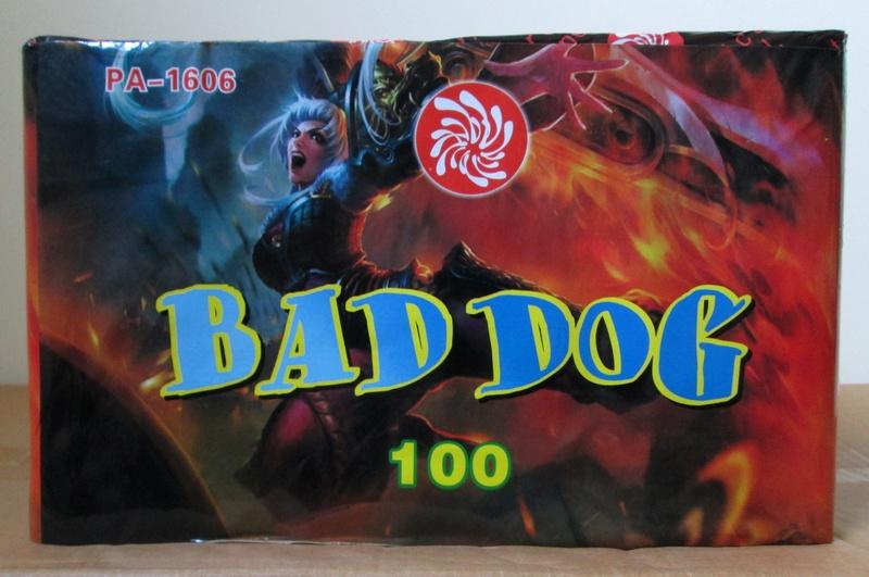 BAD DOG 00710