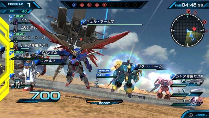 SD Gundam G Generation Genesis [PS4/PSV] 210