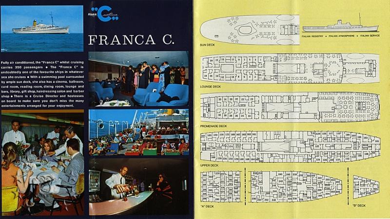 'Franca C.' - anche Medina-Roma-Doulos - 1914 10_nav10