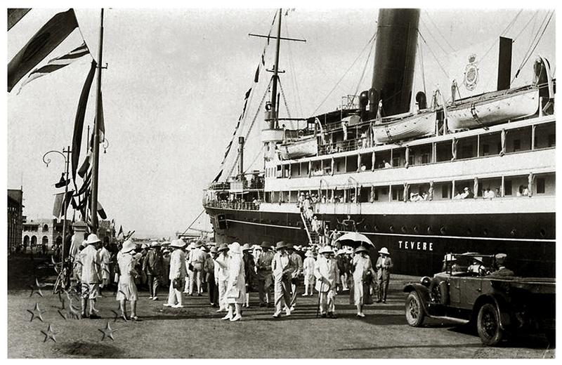'Tevere' - 'Gablonz'  - 1912 11_nav12