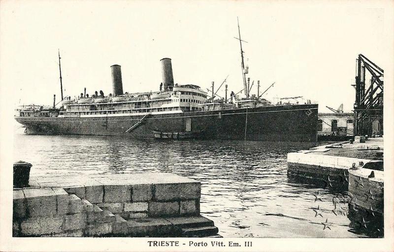 'Tevere' - 'Gablonz'  - 1912 14_nav10
