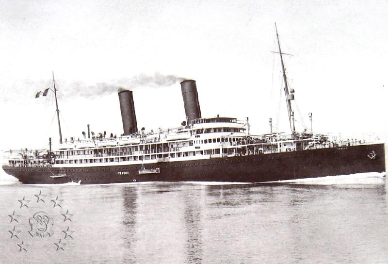 'Tevere' - 'Gablonz'  - 1912 16_tev10