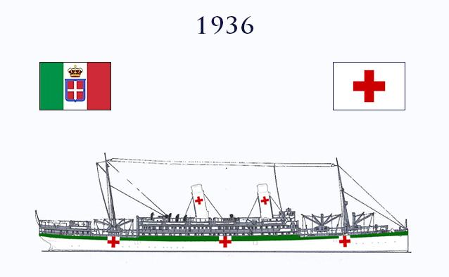 'Tevere' - 'Gablonz'  - 1912 19_cro11