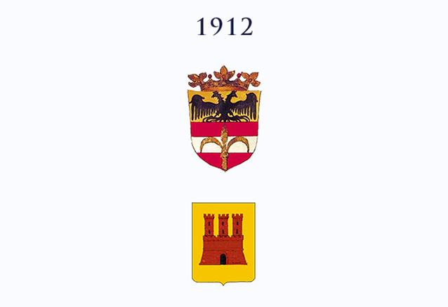 'Tevere' - 'Gablonz'  - 1912 1_cost10