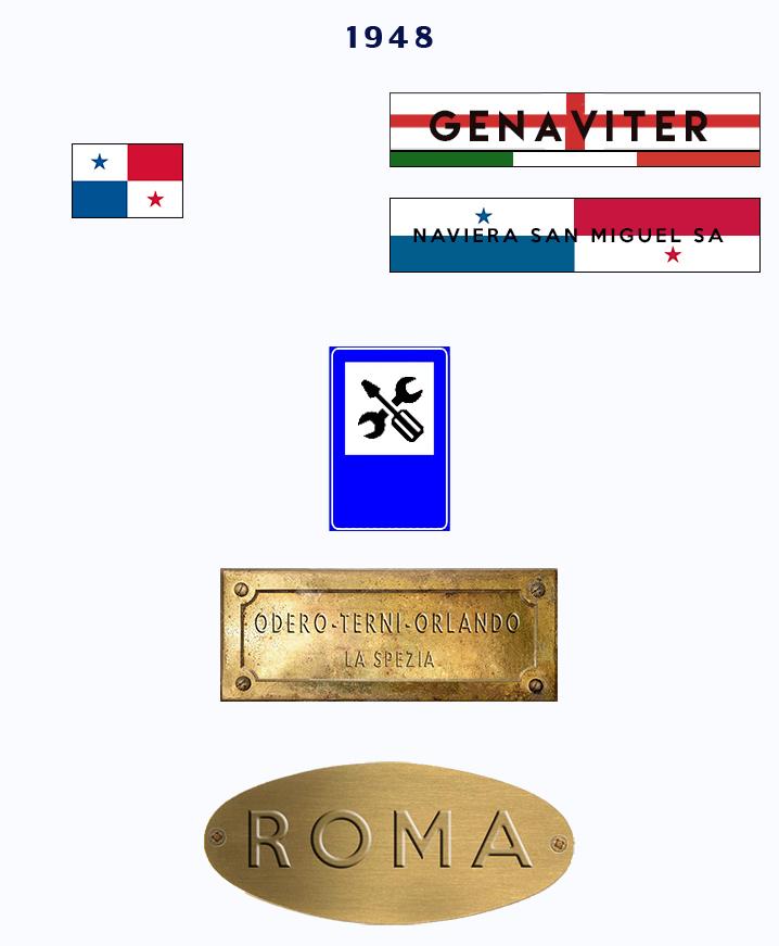 'Franca C.' - anche Medina-Roma-Doulos - 1914 1_roma10