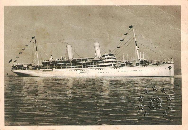 'Tevere' - 'Gablonz'  - 1912 21_52010