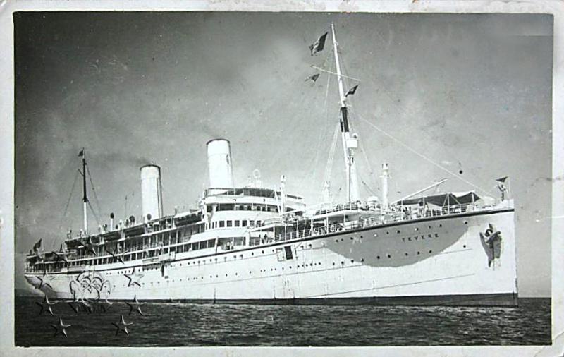 'Tevere' - 'Gablonz'  - 1912 24_llo10