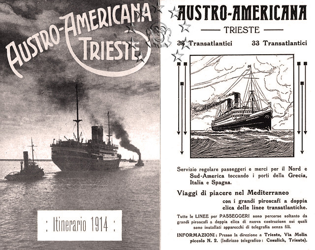 'Martha Washington' - Austro Americana  - 1907 25_trs10