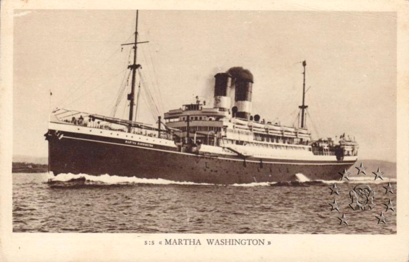'Martha Washington' - Austro Americana  - 1907 39_nav10