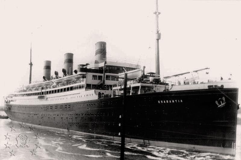 'Lombardia' -  William O'Swald - Brabantia - Resolute -1914 4_brab11