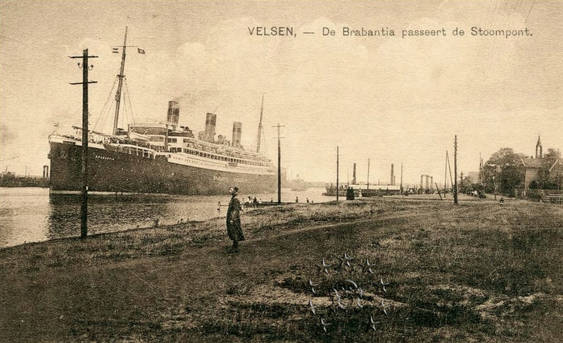 'Lombardia' -  William O'Swald - Brabantia - Resolute -1914 5_brab10