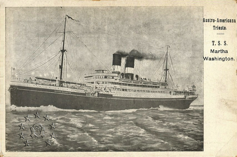 'Martha Washington' - Austro Americana  - 1907 5_nave10