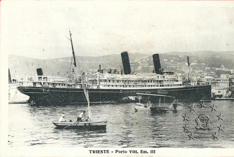 'Tevere' - 'Gablonz'  - 1912 8_idro10