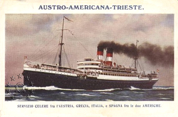 'Martha Washington' - Austro Americana  - 1907 8_nave10